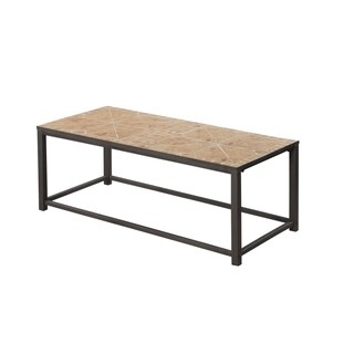 Home Styles Turn To Stone Cocktail Table 15120266 Overstock Com Shopping Great Deals On