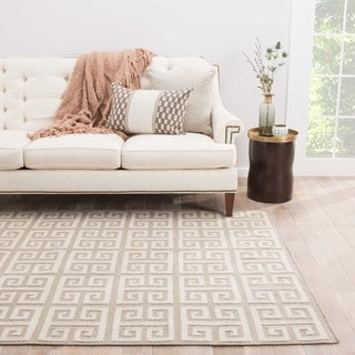 Greek Key Indoor Outdoor Area Rug 7 10 X 11 2