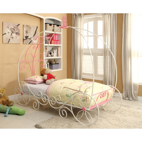 Furniture Of America Princess Fantasy Carriage Inspired