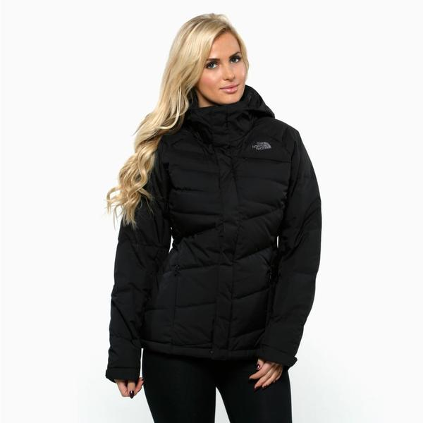 The North Face Women S Tnf Black Heavenly Down Jacket