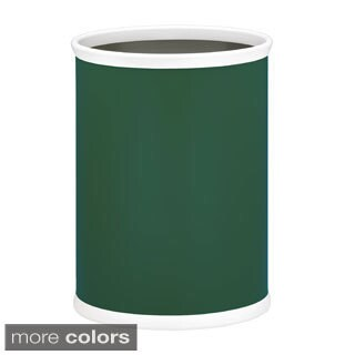 Fun Colors 14-inch Oval Waste Basket