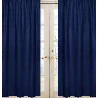 Jaipur Stripe Rod Pocket 84 Inch Curtain Panel 12155835