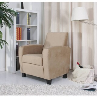 Durango Solid Wood Khaki Accent Chair 17702300