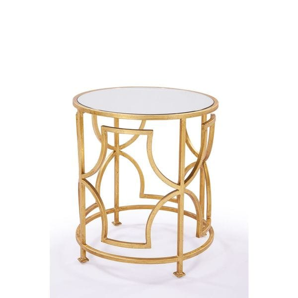 Overstock End Tables: Albertine Side Table