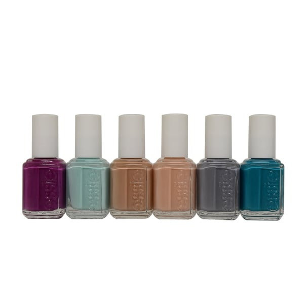 Online shopping nail polish set