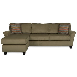 Sofab Mojo Camel Reversible Sofa Chaise Sectional