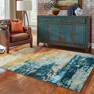 Blue 5x8 6x9 Rugs Shop The Best Deals For Sep 2017