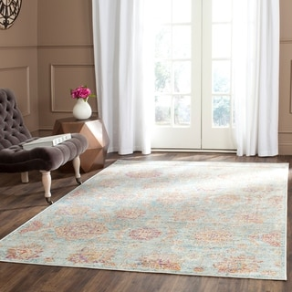 Safavieh Sevilla Grey Multi Viscose Rug 4 X 5 7