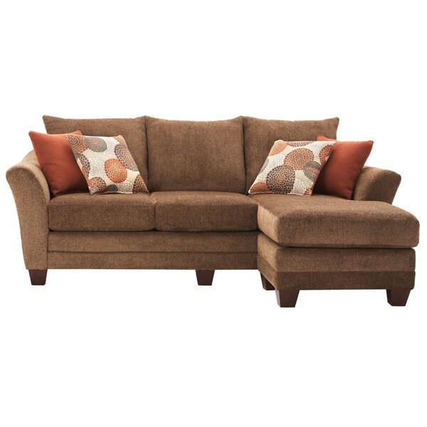 Art Van Jordan Chaise Sofa 17101952 Overstock Com