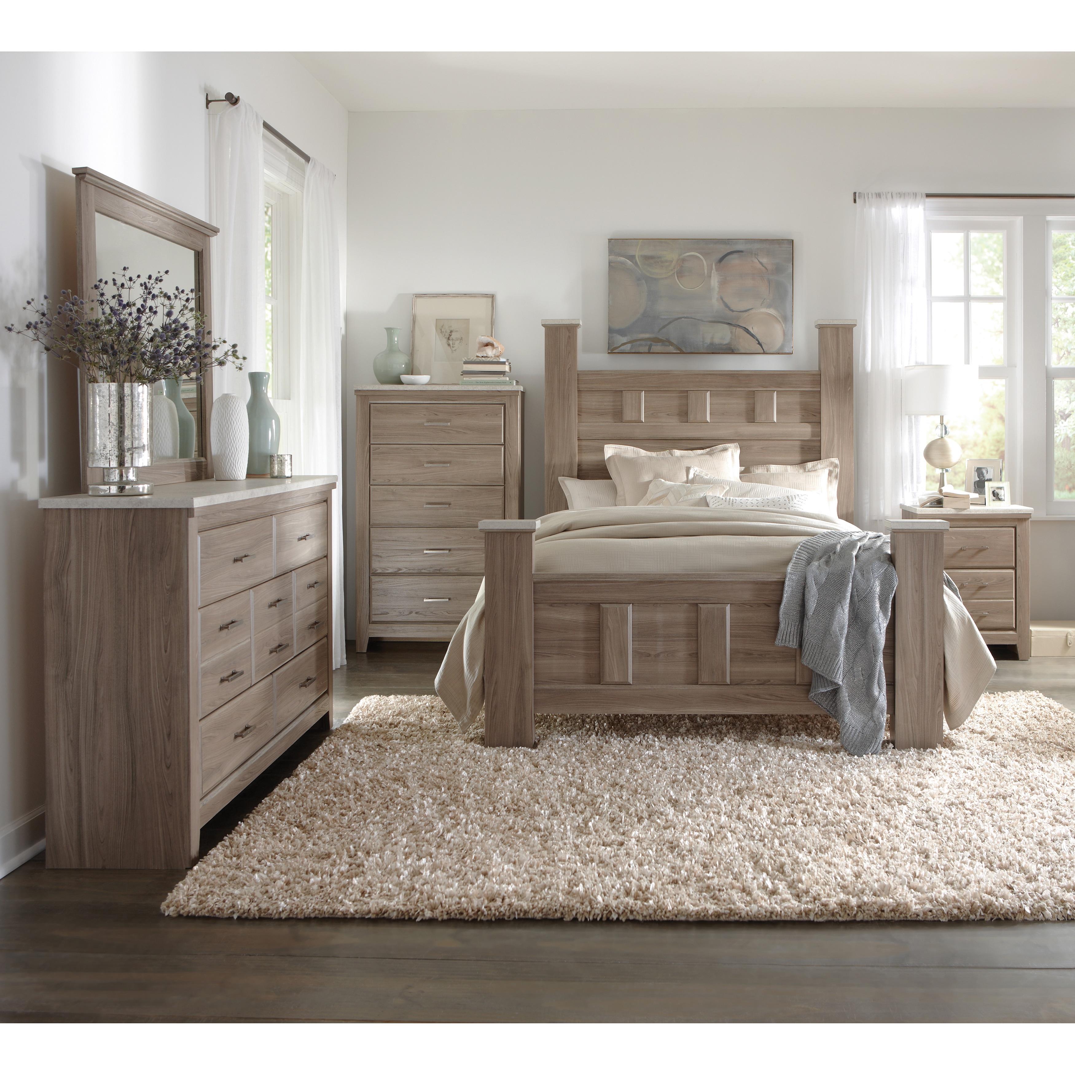 Bedroom Dressers Art Van: Art Van 6-piece King Bedroom Set