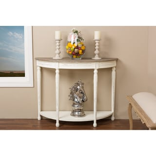 Semi Circle Coffee Sofa Amp End Tables Affordable Accent