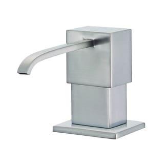 Moen Traditional Stainless Steel Kitchen Soap Dispenser