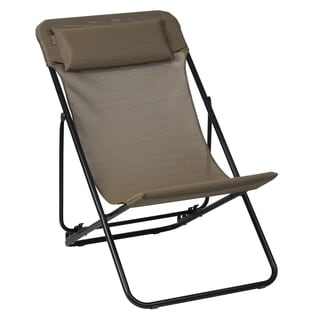 Canvas Patio Sling Chair 17289415 Overstock Com