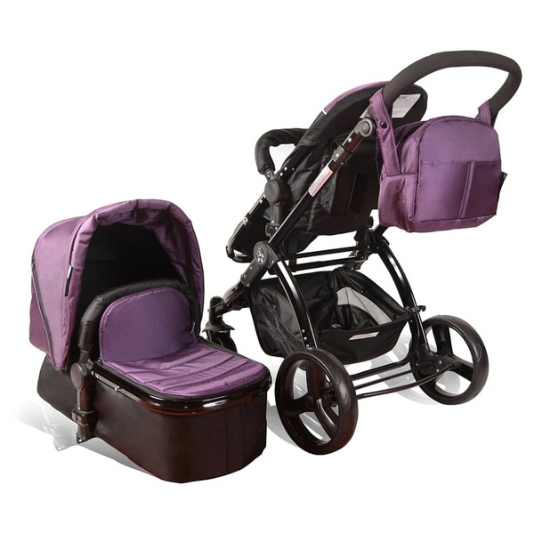 Elle Baby Travel System Deluxe 17128712 Overstock Com