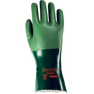 Ansell Health Neoprene Liquidproof Work Gloves