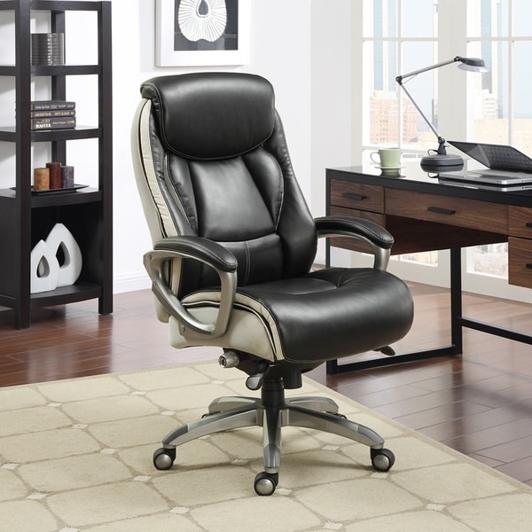 Serta Smart Layers Executive Office Chair 17142261