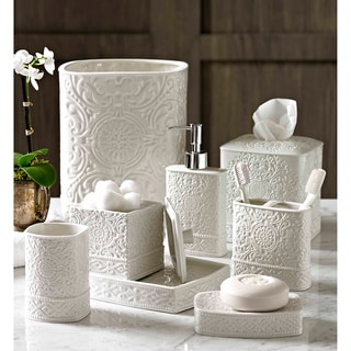 Scroll Bath Accessory Collection Overstock Shopping