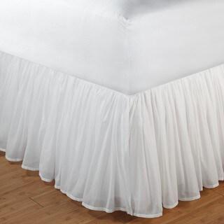 White King Bed Skirt 8