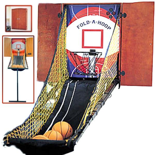 Fold A Hoop 2player Arcade Basketball Game 1003100