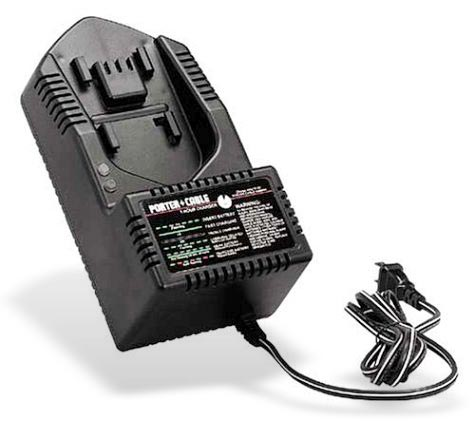 Porter Cable 8924 9 6 19 2v Battery Charger 1011337