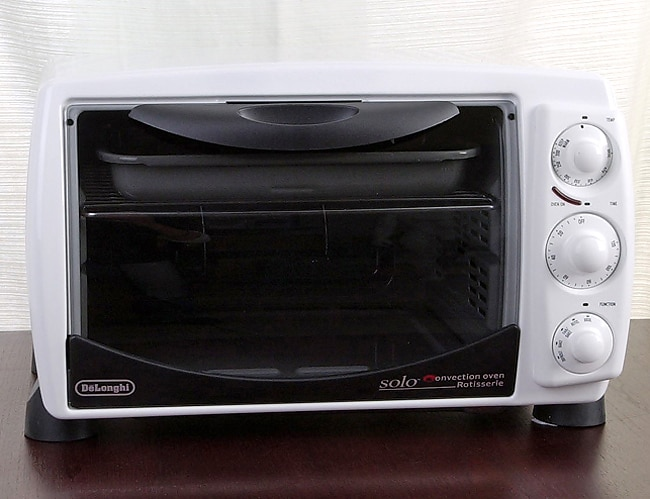 Delonghi As1070 Solo Convection Oven With Rotisserie