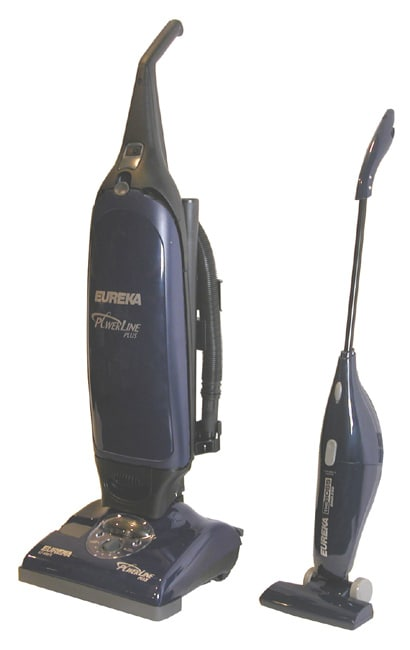 Eureka Powerline Plus Upright Vacuum W Bonus Stick Vac