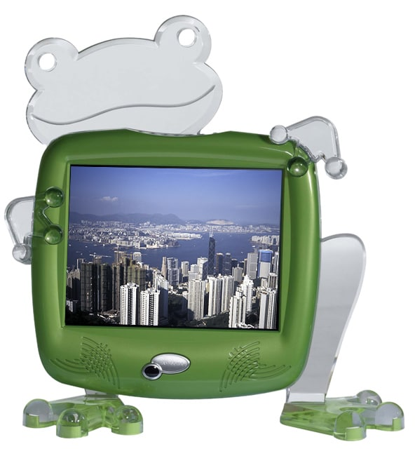 Hannapree Logo: Hannspree 10-inch Robby LCD Television