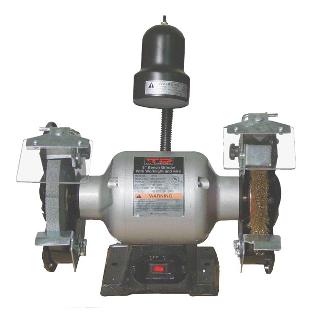 6 Inch Bench Grinder With Wire Wheel 10264633