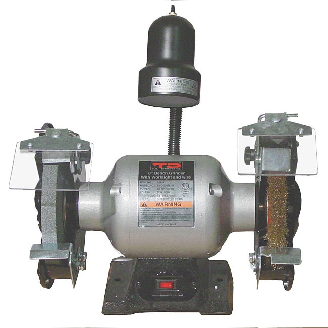 8 Bench Grinder Review