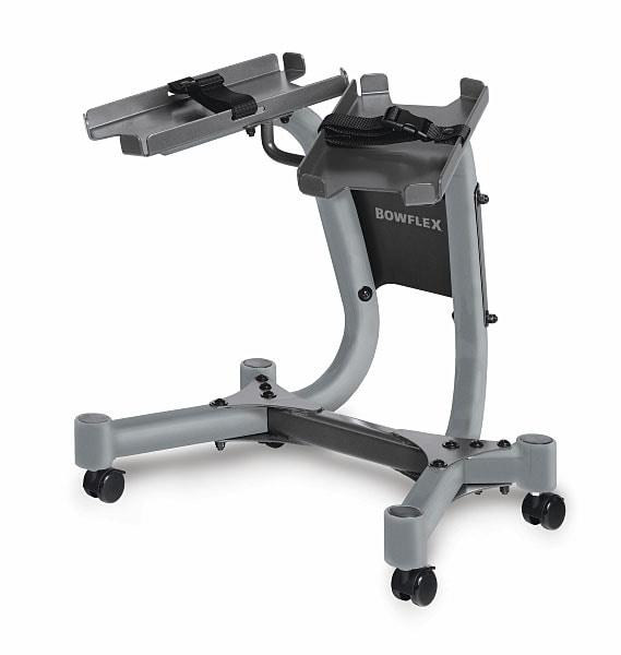 Adjustable Weights Bowflex: Bowflex SelectTech 552 Stand (Refurbished)