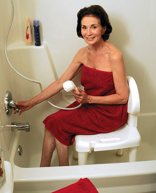 Invacare I Fit Shower Chair With Back 10275838