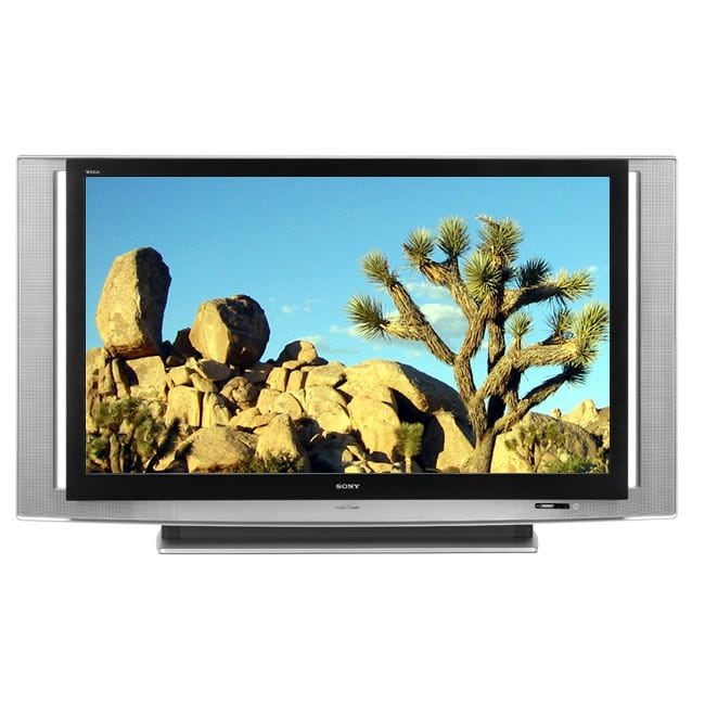Sony Kdf 55xs955 55 Inch Lcd Projection Tv Shopping On Popscreen