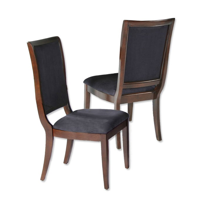 Kathy Ireland Dining Room Set: Kathy Ireland Bay Heights Set Of Two Side Chairs