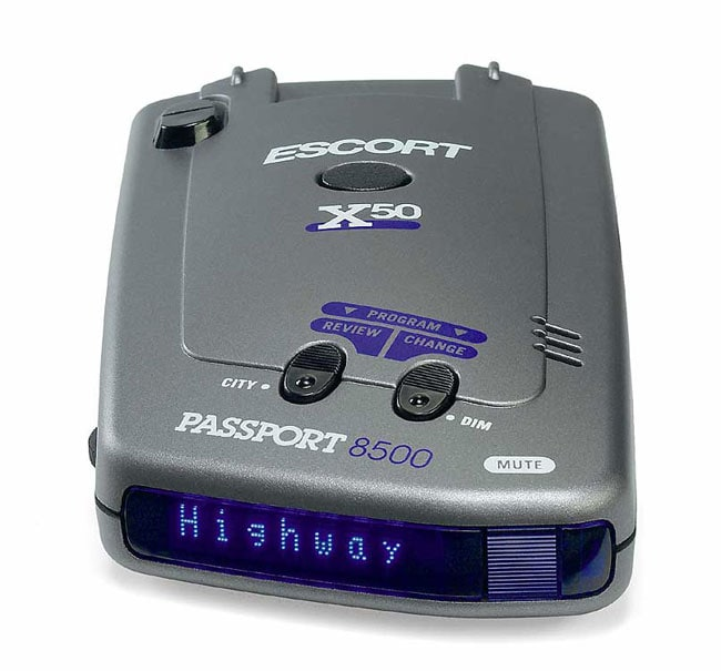escort passport 8500 x50 blue radar detector 10450033 shopping top rated. Black Bedroom Furniture Sets. Home Design Ideas