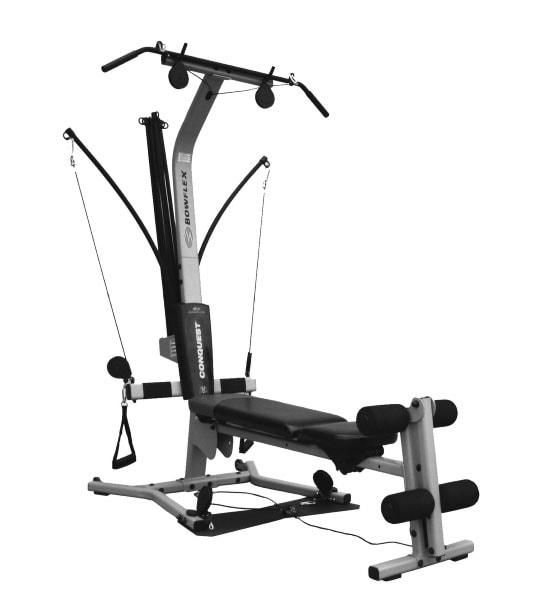 Bowflex Conquest Home Gym Exercise Machine 10482595