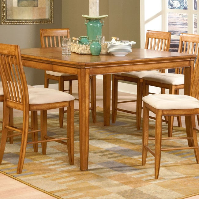Versatility Counter Height Expandable Dining Table