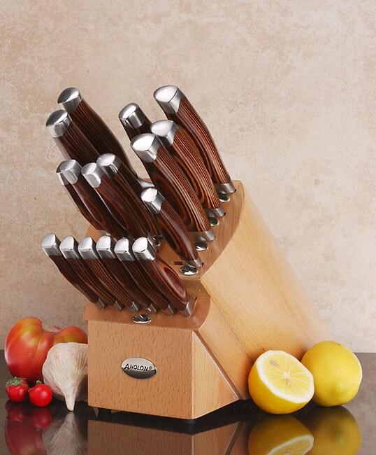 Anolon Brunello Cutlery 17-piece Set