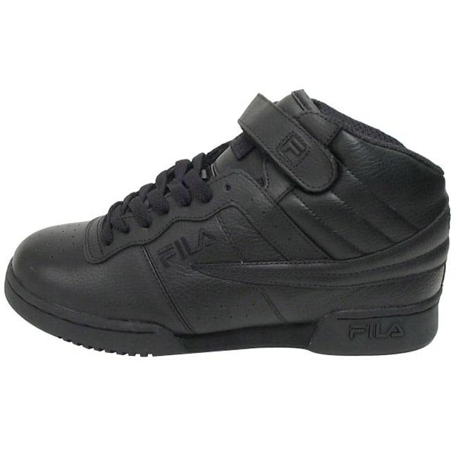 Fila F 13 Mens Hi top Shoes on PopScreen