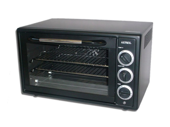 Ultrex 42 Liter Convection Oven W Hot Dog Roller