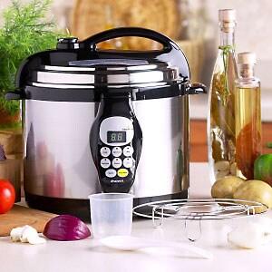 Bravetti Platinum Pro Electric Pressure Cooker 10815305