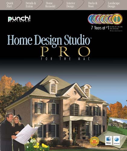 Punch! Home Design Studio Pro