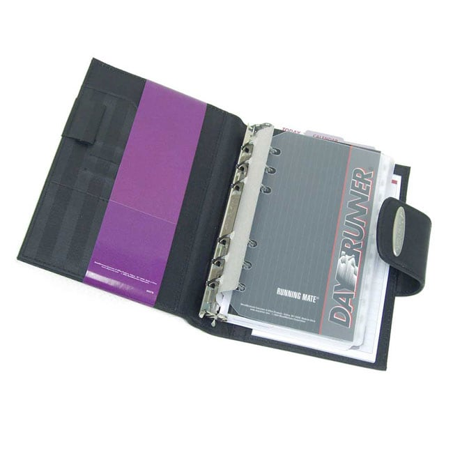 Fashionable Day Runner Planner With Snap Buckle 10872348