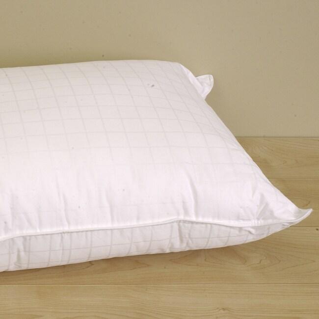 Beyond Down Synthetic Down Gel Fiber Pillow Set Of 2