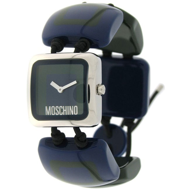 Moschino I Love 70 Womens Expandable Watch on PopScreen