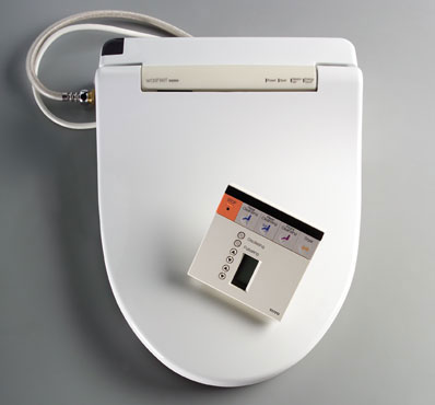 Toto Washlet Elongated Toilet Seat Bidet 11030813