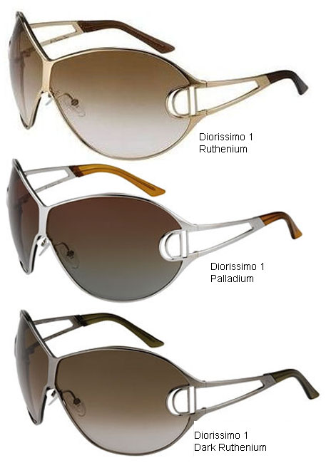 93215845343b9 Dior Diorissimo 1 Sunglasses on PopScreen