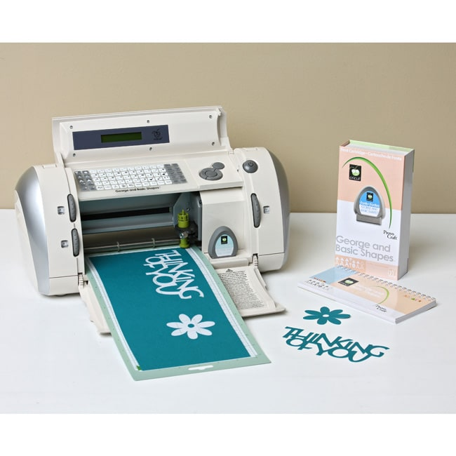 Cricut Personal Electronic Cutter 11085849 Overstock