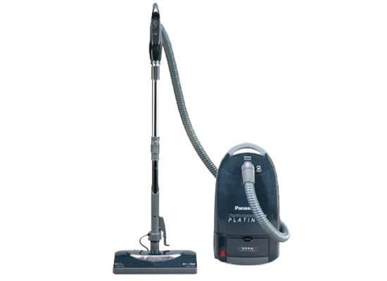 Panasonic Platinum Hepa Canister Vacuum Cleaner 11086464