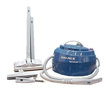 Euro Pro 1500 Watt Hydra Steam Cleaner Refurbished