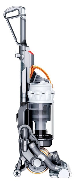 Dyson Dc15 White Yellow All Floors Vacuum Refurbished